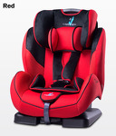 Autosedačka CARETERO Diablo XL red